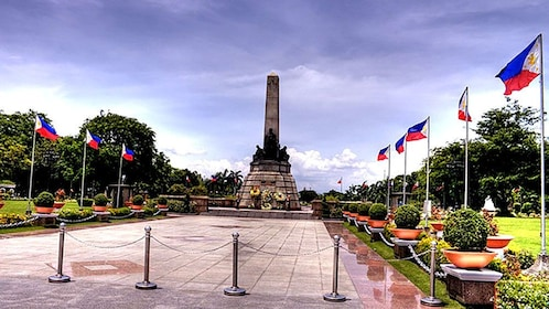 The Rizal Monument