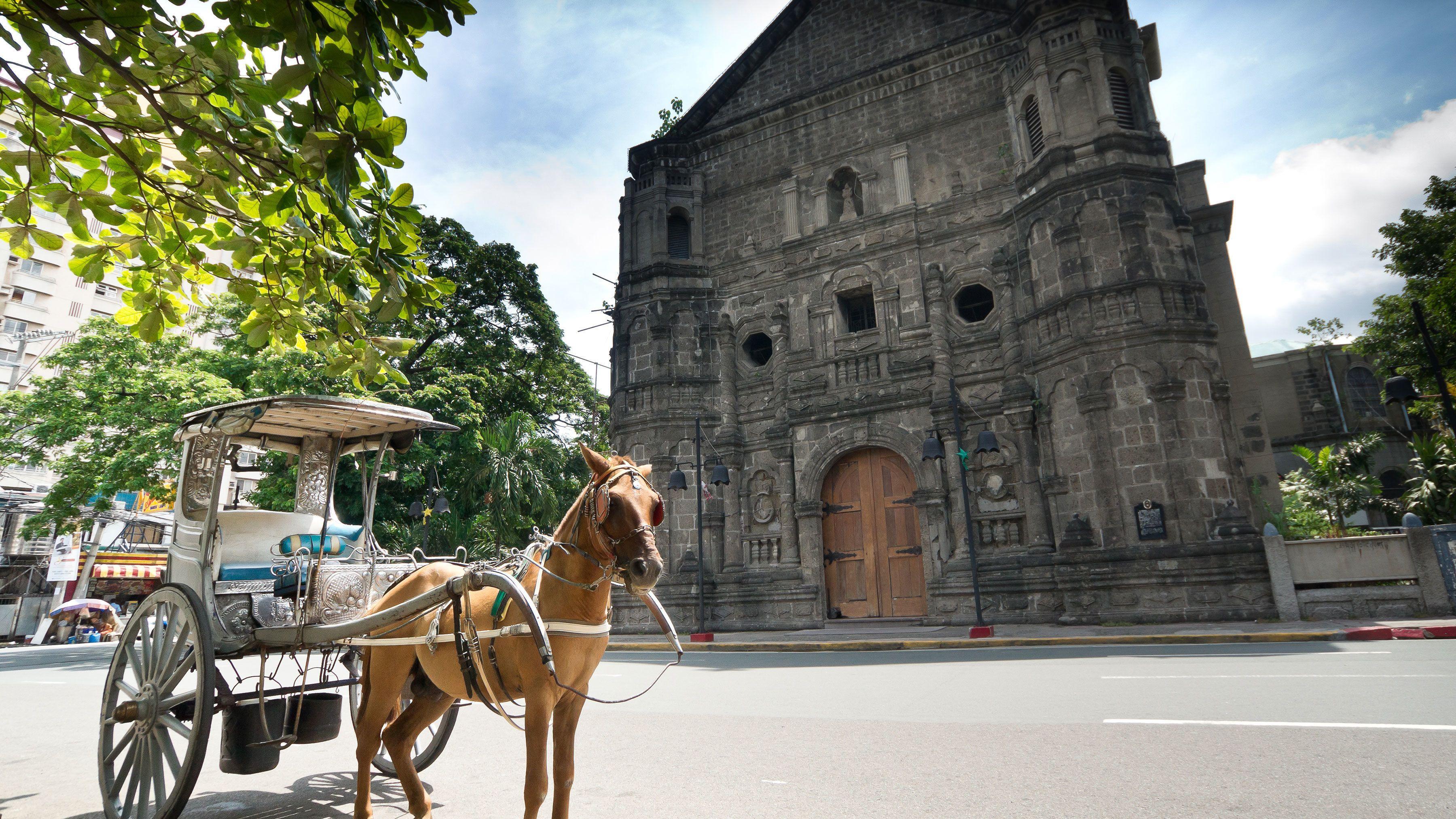 Private Half-Day Manila City Tour via Jeepney