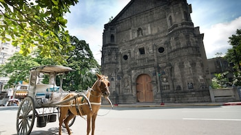 Private Half-Day Manila City Tour via Jeepney