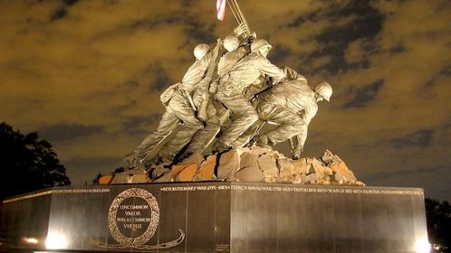 Statue for Iwo Jima