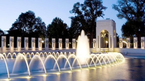 National WWII monument