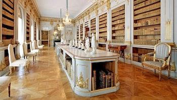 Venematka Drottningholmin linnaan