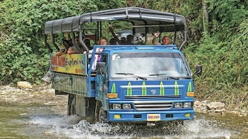 Guided Countryside Excursion with Damajagua Waterfalls
