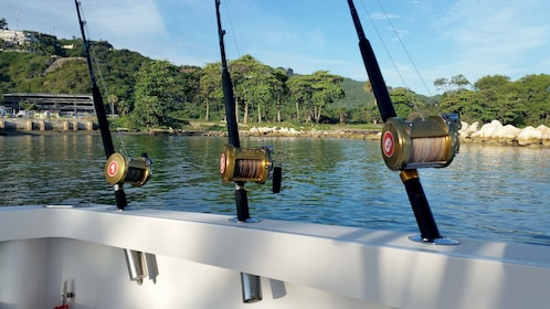 View of the Trolling Fishing Tour in Puerto Plata, Dominican Republic