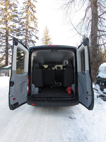 Show item 3 of 5. Private Executive Minibus: Downtown Vancouver - Whistler