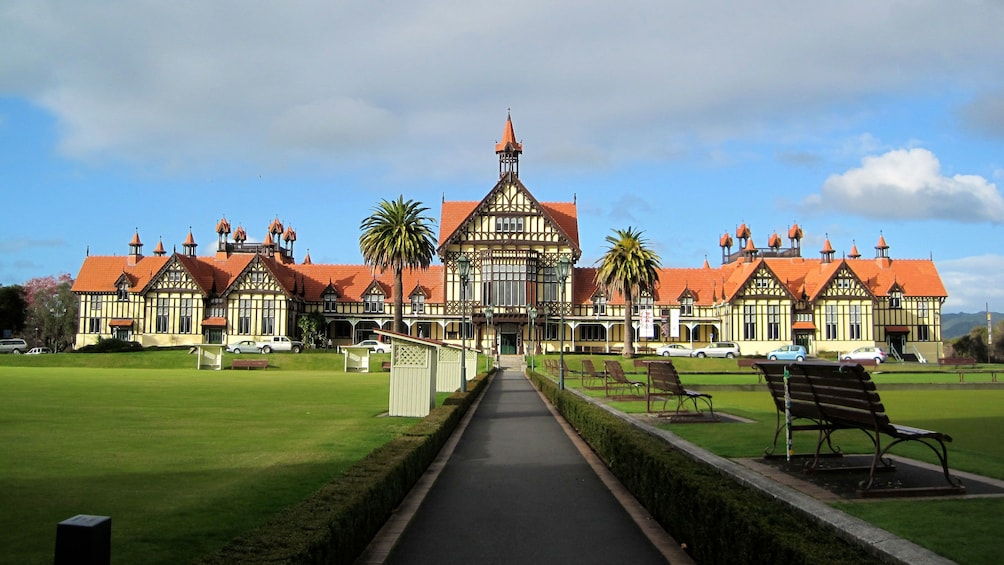 Show item 5 of 5. Government Gardens in New Zealand