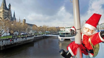 Cologne Christmas Brunch Cruise