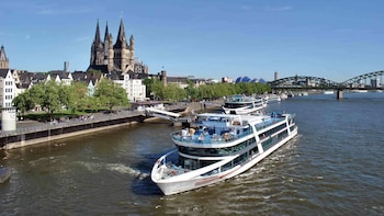 Cologne Afternoon Christmas Cruise on the Rhine River