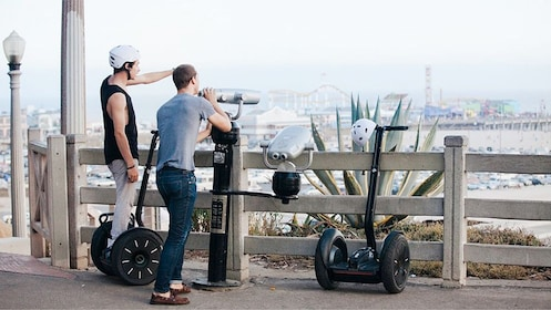 Santa Monica Segway activity