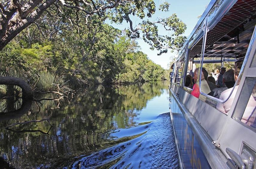 Show item 1 of 8. Everglades Half Day Serenity Cruise