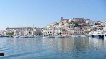 Ferry Trip to Ibiza from Mallorca with Guided Ibiza Highlights Tour