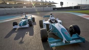 Expérience de conduite sur Formule 3000 Yas