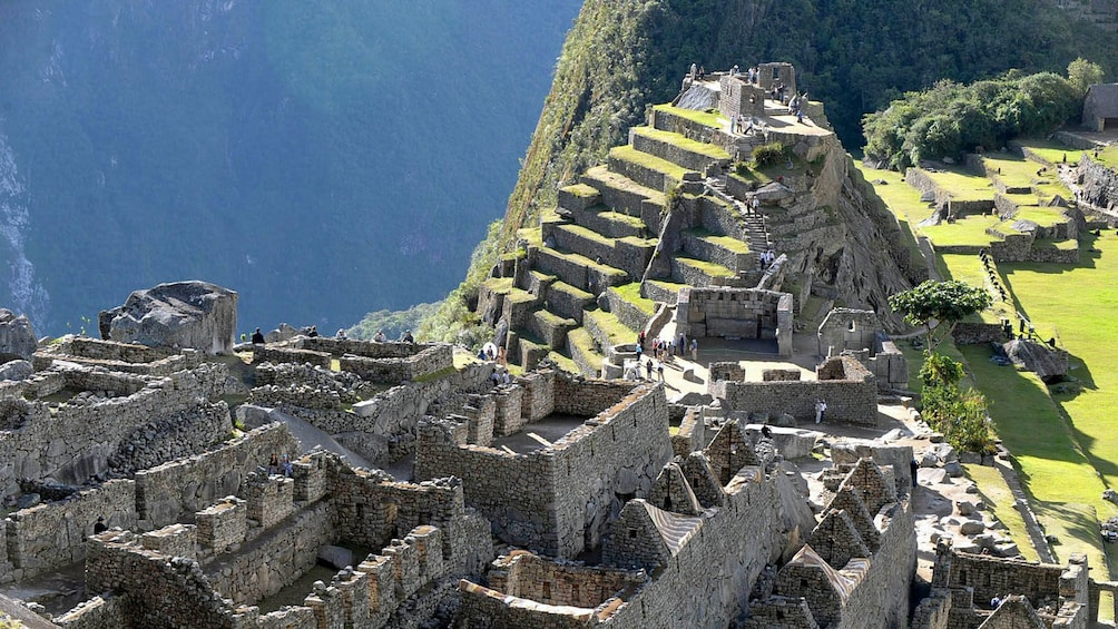 Show item 3 of 5. Ruins of Machu Picchu