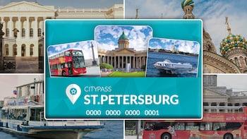 Carte St. Petersburg CityPass
