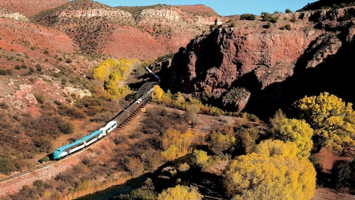 Train in Sedona