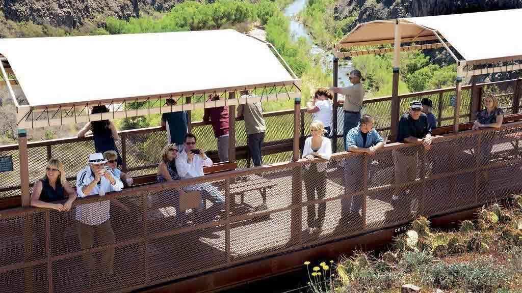 Verde Canyon Wilderness Luxury Train Ride