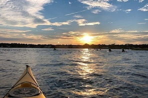 2-Hour Kayak Sunset Tour in Westport