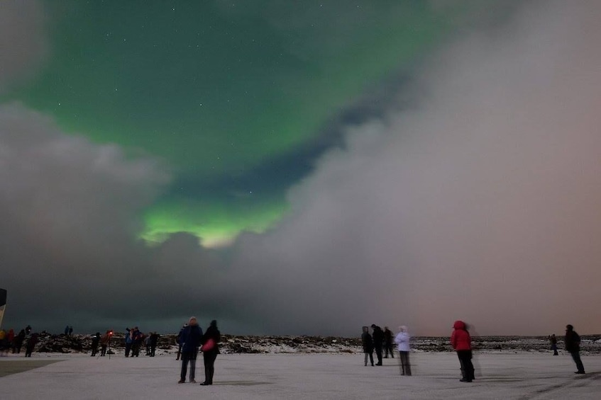 Guided Northern Lights Tour