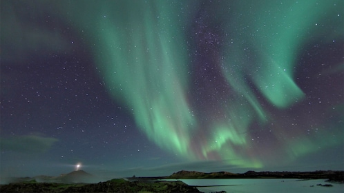 Awesome view of the Northern Lights