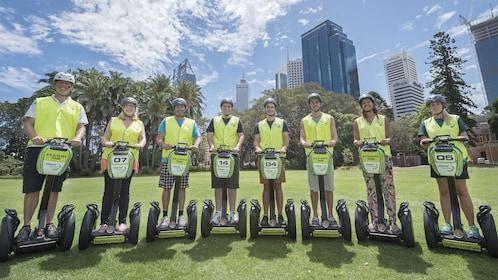 Perth group segway tour