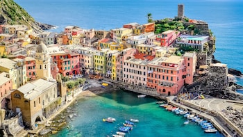 Tour in minivan delle Cinque Terre e Portovenere per piccoli gruppi