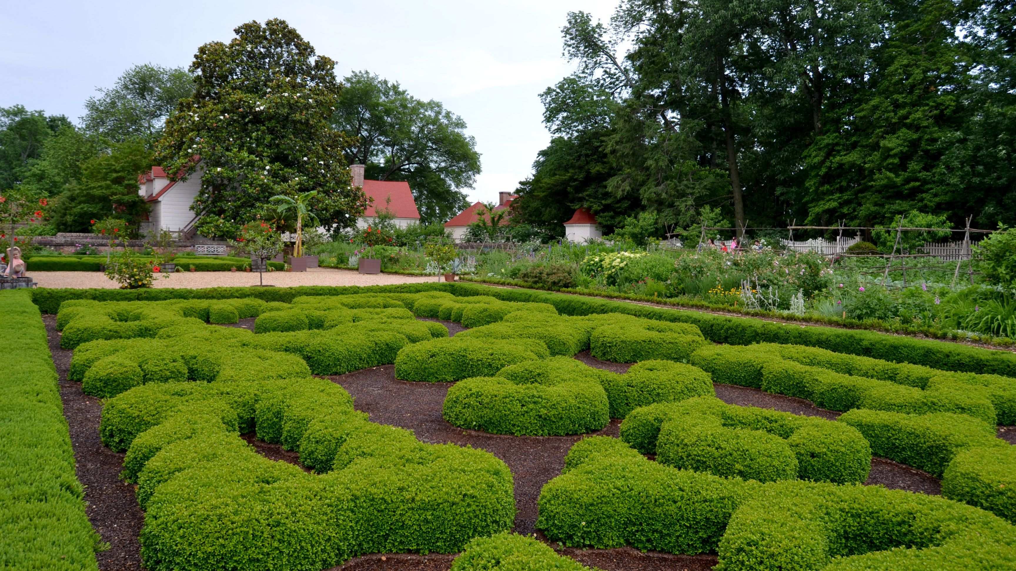 Guided Tour of George Washington's Mount Vernon Estate & Gardens