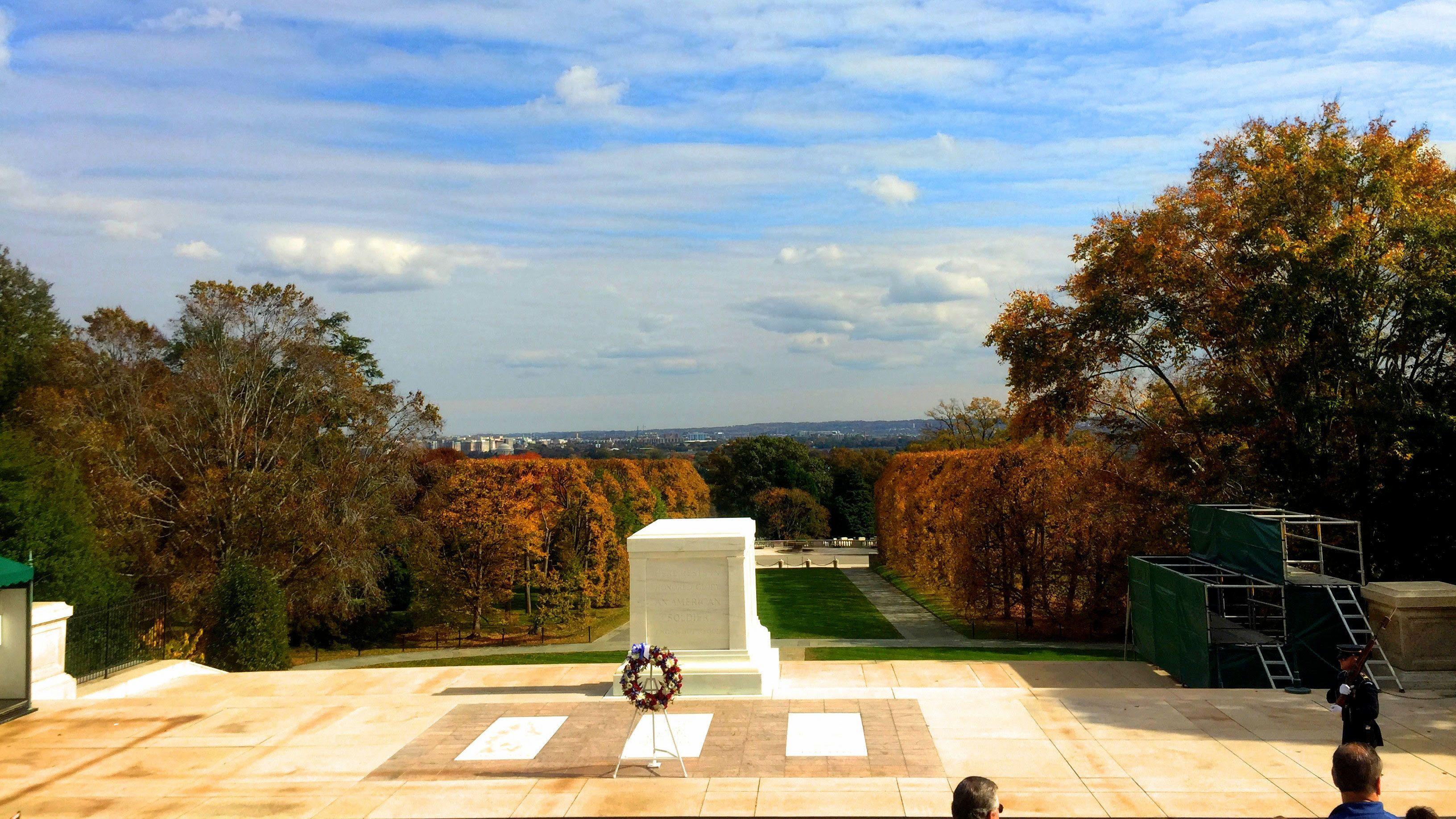 Arlington Cemetery Half-Day Tour