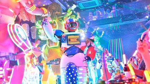 Inside the Tokyo Robot Show in Tokyo