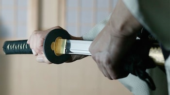 Authentic Japanese Katana Experience in Ginza