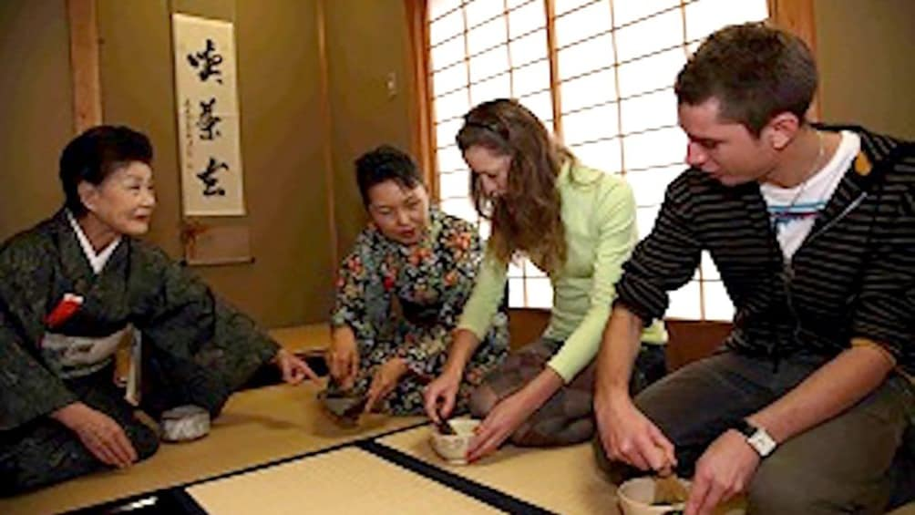 Show item 2 of 8. Japanese tea ceremony