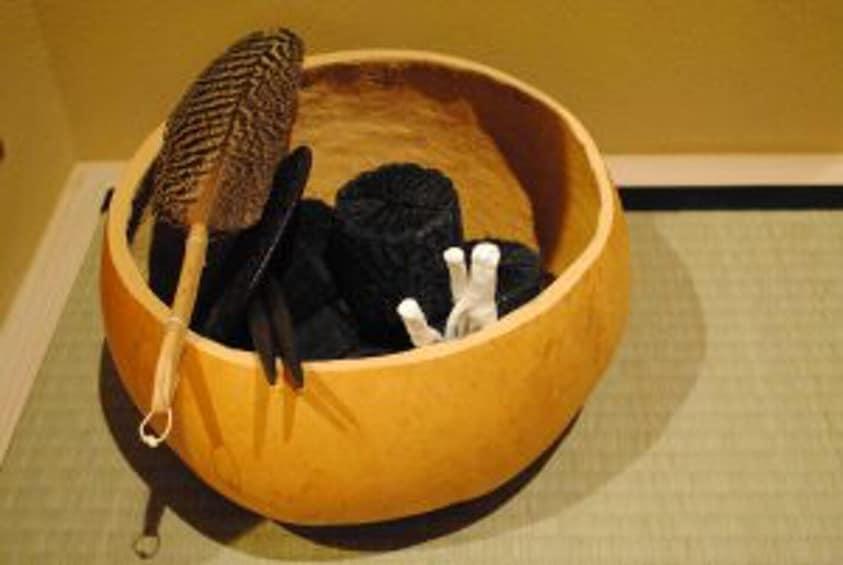 Show item 3 of 8. Sado Tea Ceremony Experience in Yanaka