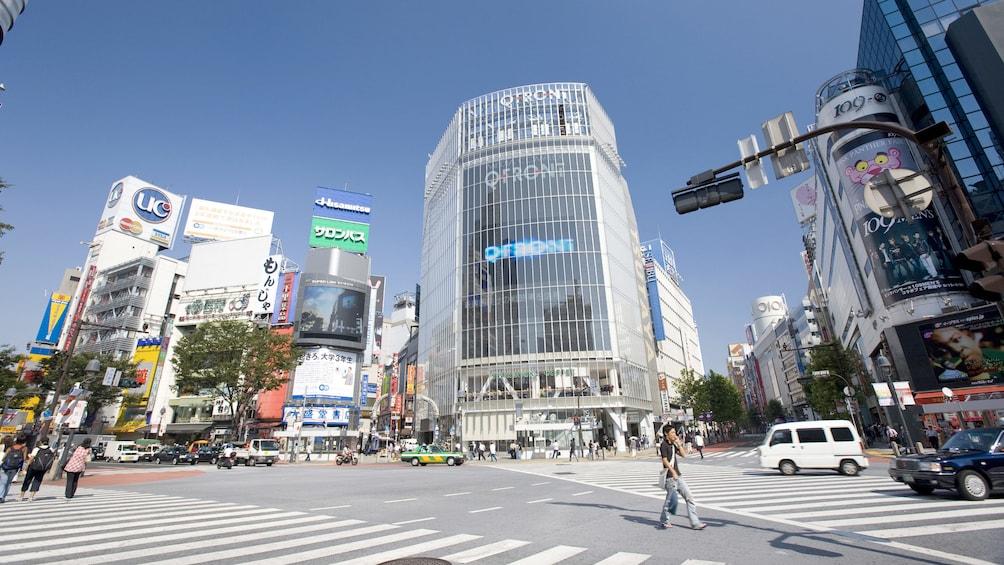 Apri foto 10 di 10. Shibuya Station in Japan