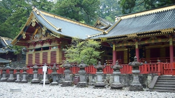 Tour to Kegon Falls, Nikko Toshogu Shrine & Sake Brewery