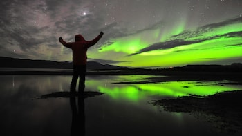 Visita fotográfica nocturna en busca de la aurora boreal