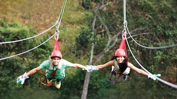 Congo Trail Zip line Tour