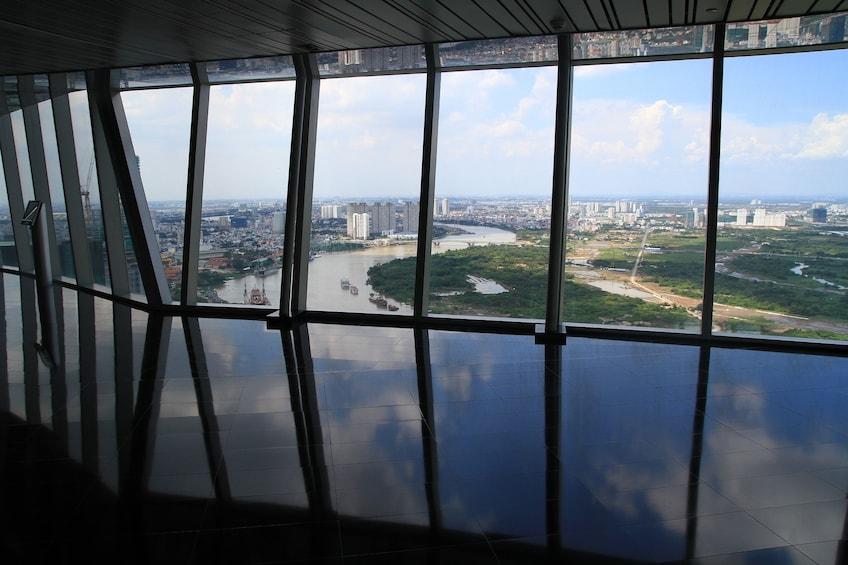 正在顯示第 3 張相片,共 9 張。 Saigon Skydeck Tickets