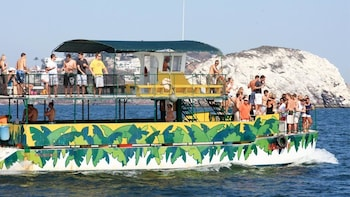 Catamaran Cruise & Stone Island ATV Tour