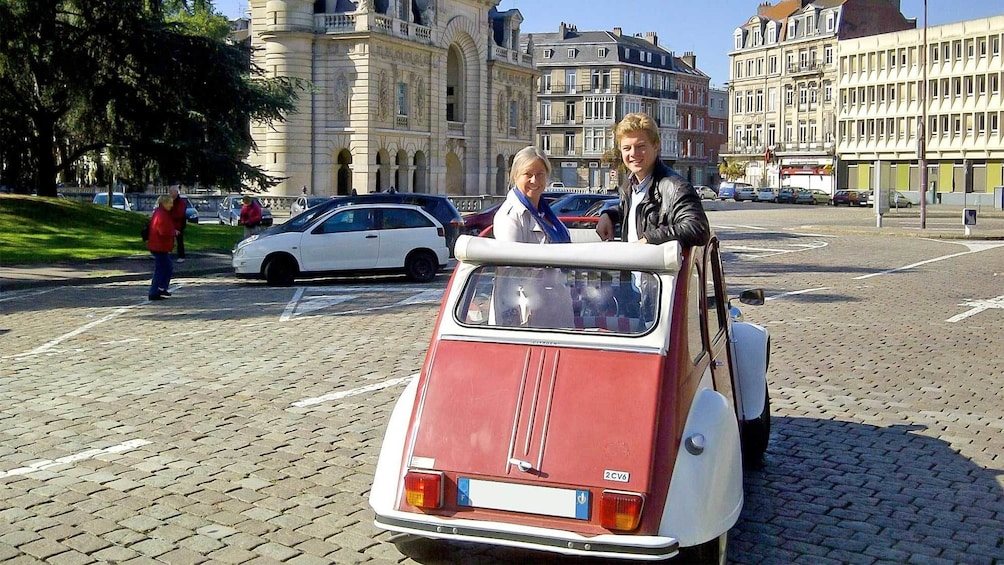 Show item 1 of 5. Private Tour of Lille with Tastings in a 2CV in Marseille, France