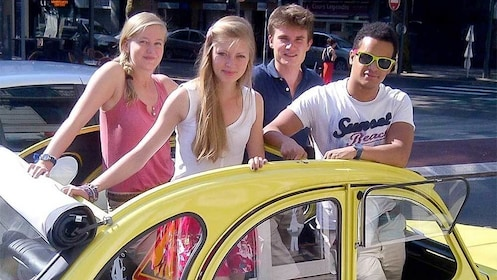 Group tour of Lille with Tastings in a 2CV in Marseille, France