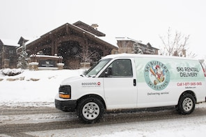 Steamboat Ski Rental Delivery Package