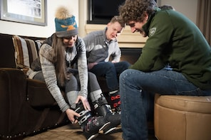 Park City Snowboard Rental Delivery Package