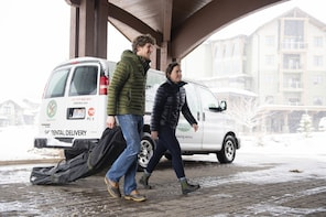 Park City Ski Hire Delivery Package