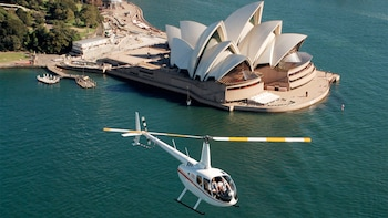 Blue Mountains Helicopter Flight & 4WD Eco Tour