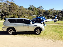 Blue Mountains Helicopter Flight & Private 4WD Tour