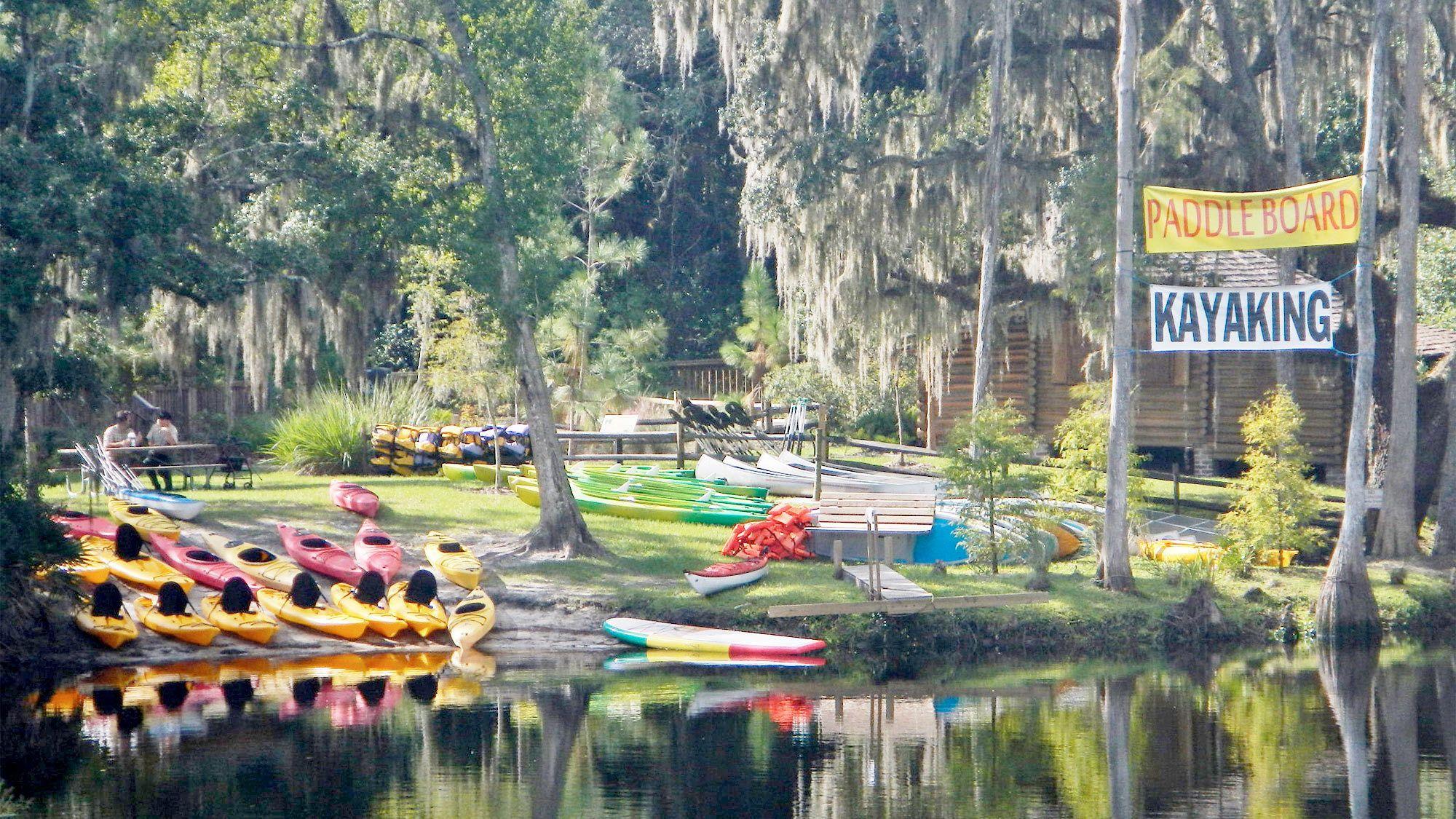 Kayak Adventure Tour in Orlando