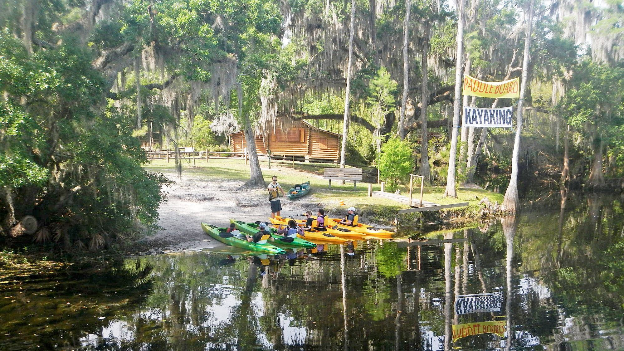 Orlando Kayak Adventure Tour