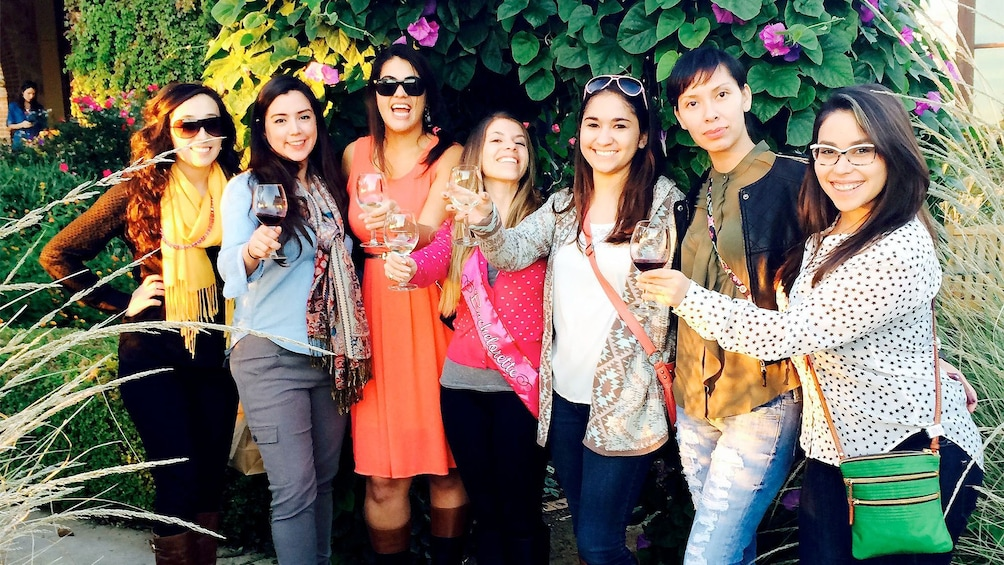 Hill Country Wine tasting in Austin