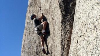 Half-Day Beginner Rock-Climbing Experience