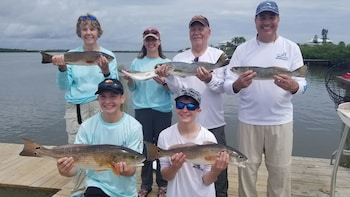 Homosassa Inshore Fishing
