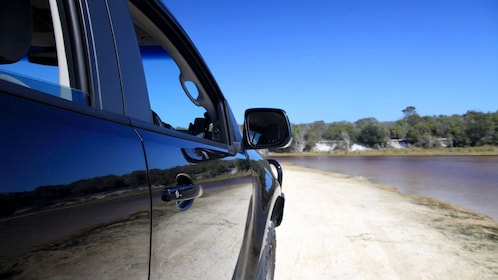 Full-Day Bribie Island Adventure Tour via 4x4 Vehicle